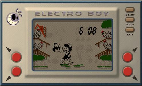 скачать бесплатно игру Электроника ИМ-02 Ну, погоди!