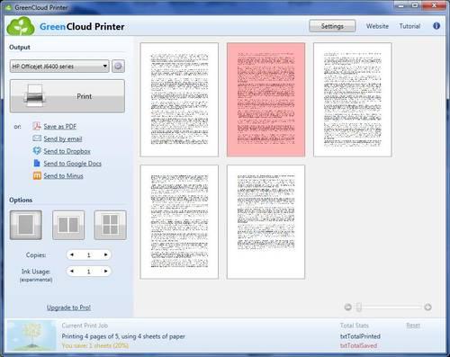 виртуальный принтер jpg