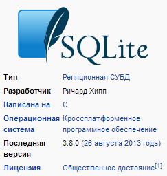 Скачать лучшую программу для работы с БД sqlite  - sqlite manager windows 3.2 + sqlite скачать