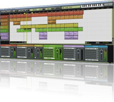 Лучшая программа для создания музыки - mulab. Как создать музыку?
