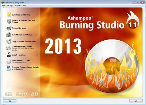 burning studio, burning studio скачать, burning studio free, dvd disk