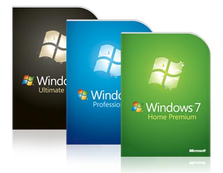 редакции windows 7, windows 7 домашняя расширенная, windows 7 какую выбрать