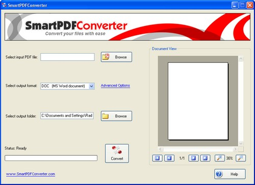 smart pdf converter, smart pdf converter pro, pdf doc converter