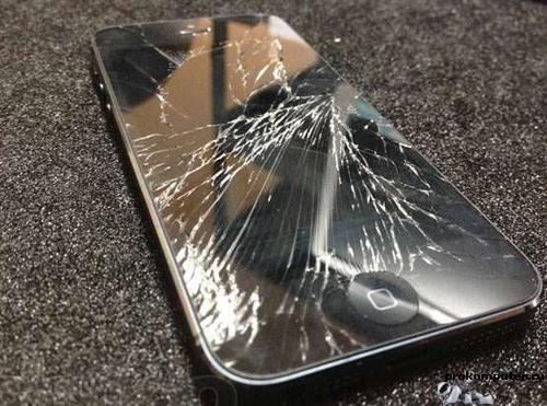 как заменить стекло на iphone 5