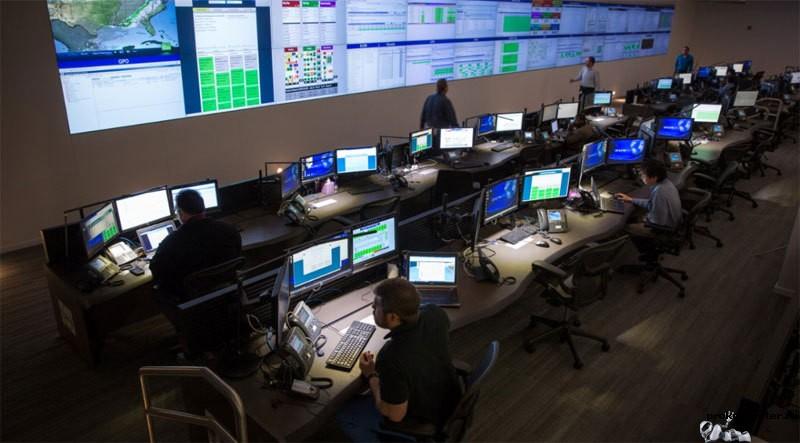 Центр управления «кибербоссом»