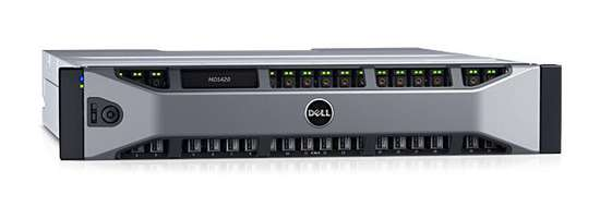 Дисковая СХД Dell Storage MD1400