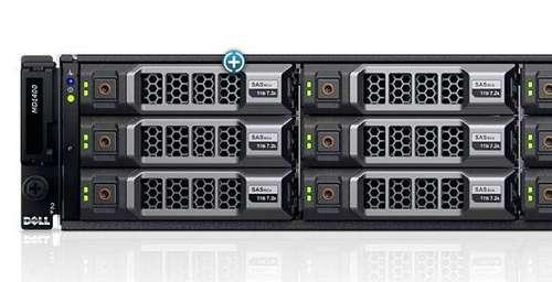 Дисковая система хранения данных Dell Storage MD1400
