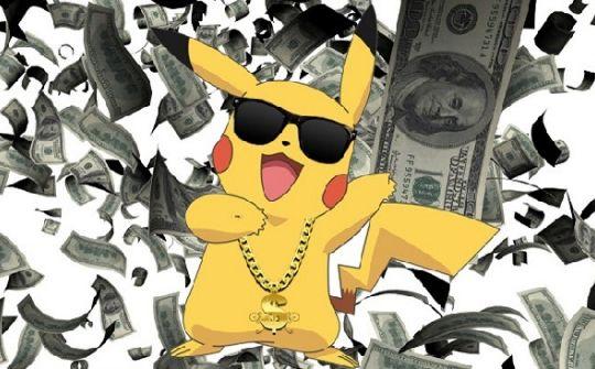 Как зарабатывают на игре Pokémon Go