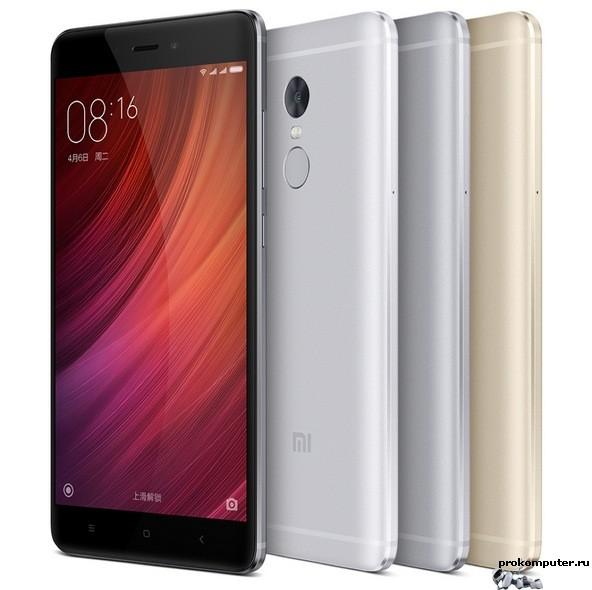 Десятиядерный Xiaomi Redmi Note 4