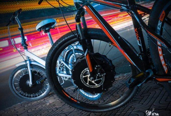 Превратите любой велосипед в электробайк за 30 секунд с EvoWheel