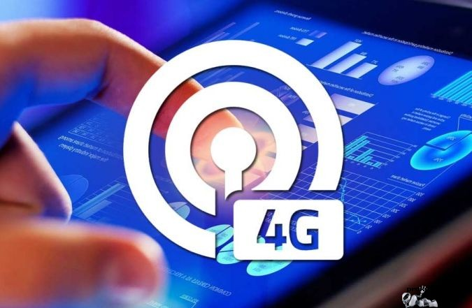 4G технология связи