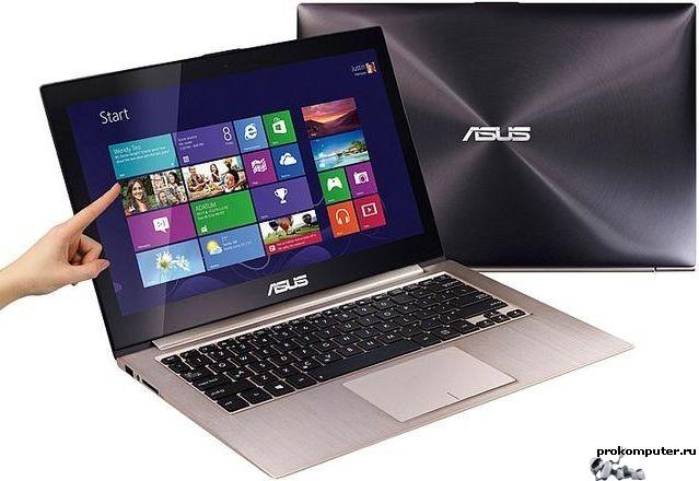 Следующий этап -Asus ZenBook Prime