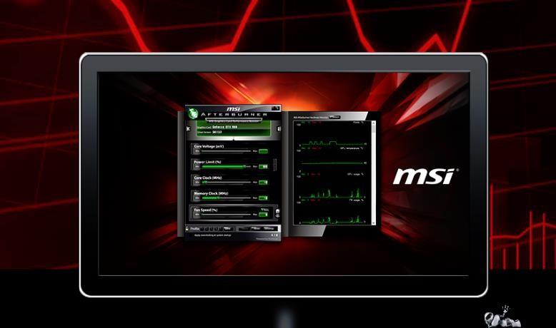 MSI Afterburner – лучшая утилита для разгона видеокарт