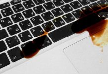 Ремонт залитых MacBook