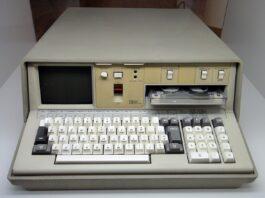IBM 5100 Personal Portable Computer