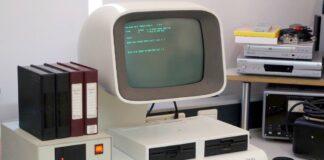 Holborn 6500 История компьютера