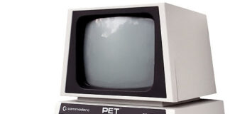Commodore PET 1977 г История компьютера