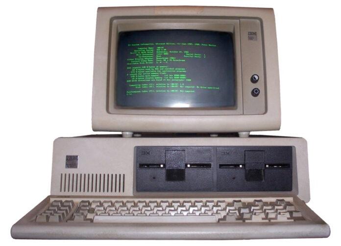 IBM 5150 История компьютера