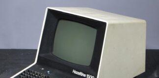 Hazeltine 1500 История компьютера