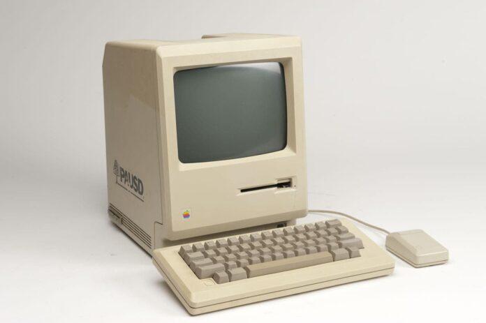 Apple Macintosh История компьютера