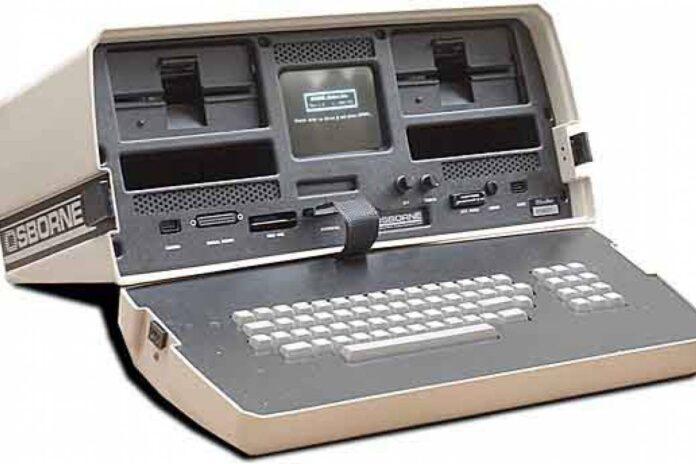 Osborne 1 История компьютера