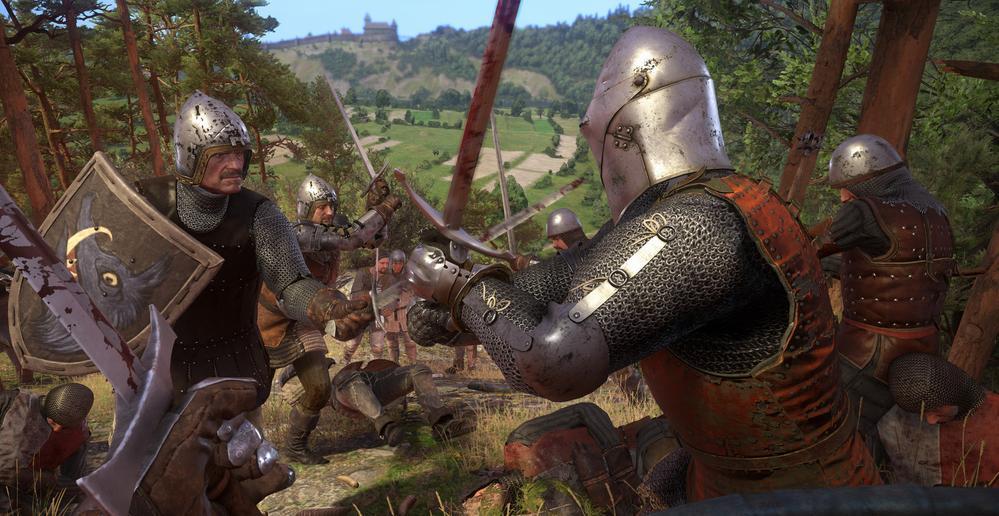 Для PC-версии Kingdom Come: Deliverance вышло обновление 1.4