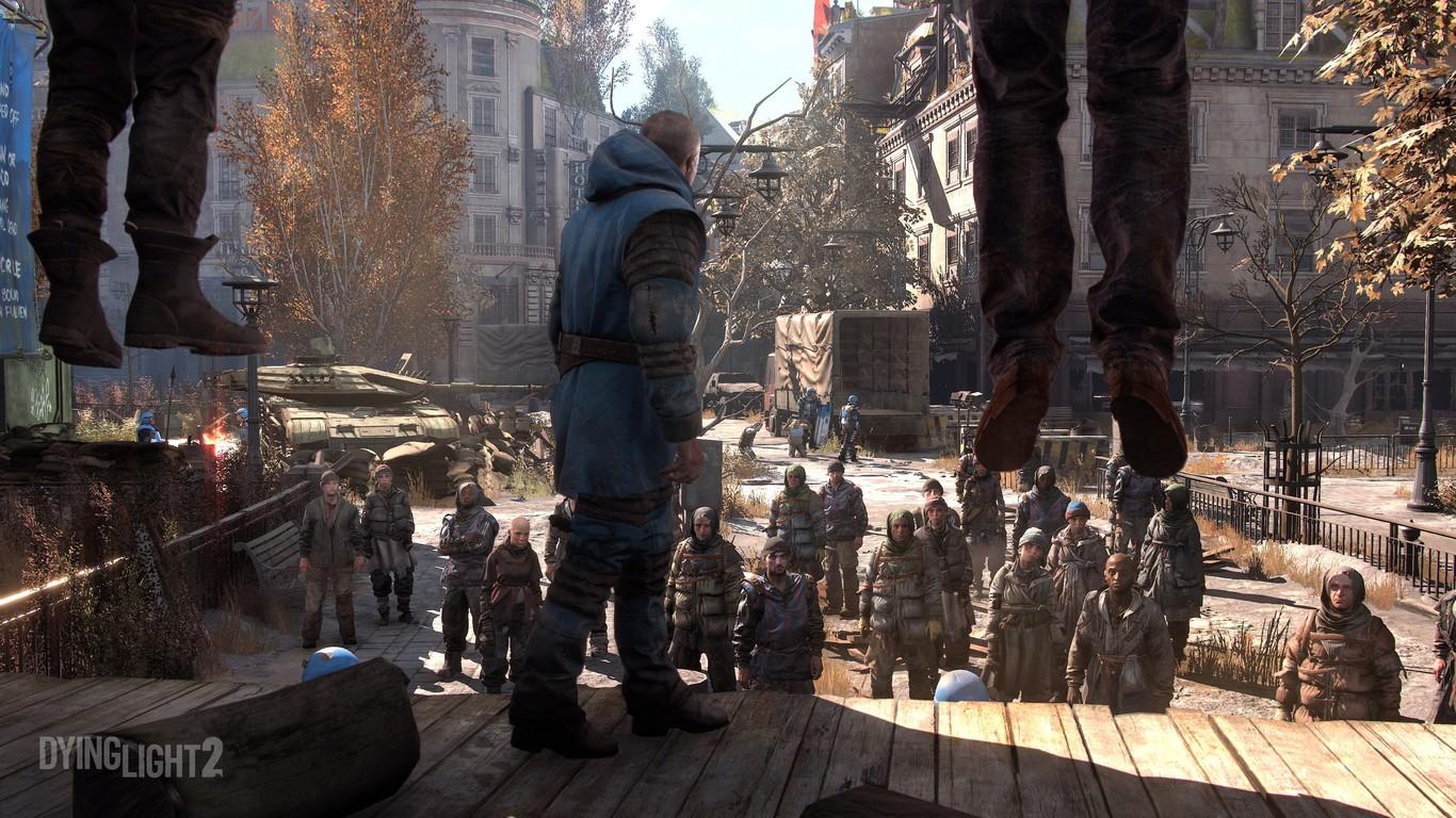 Dying Light 2 revela más detalles de su mundo postapocalíptico y fija su  lanzamiento para la primavera de 2020 [E3 2019]