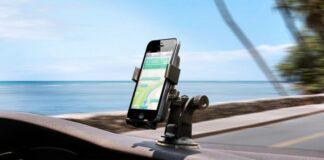 Превратить устройство Android в навигатор в автомобиль