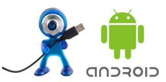 Веб камера из Android