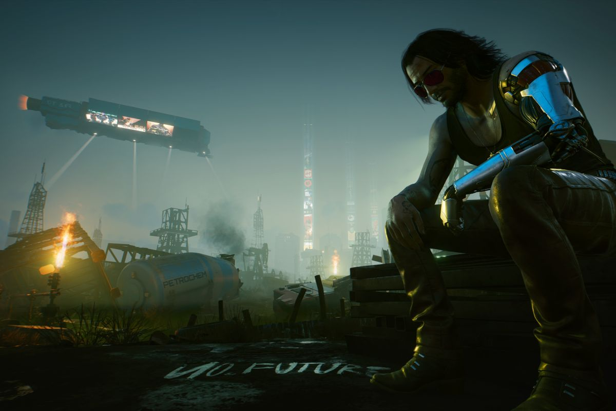 Cyberpunk 2077 studio's hacked data has reportedly been sold - The Verge
