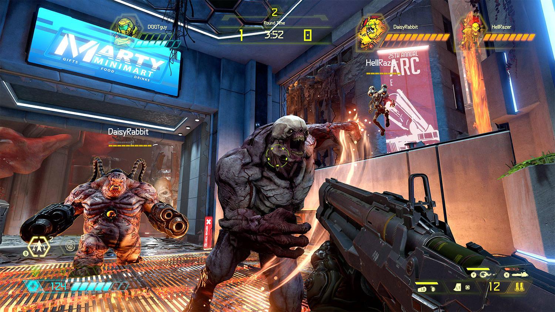 Doom Eternal', los clásicos de 'DOOM', 'Rage 2' y mucho más: así ha sido la  QuakeCon 2019 - Libertad Digital