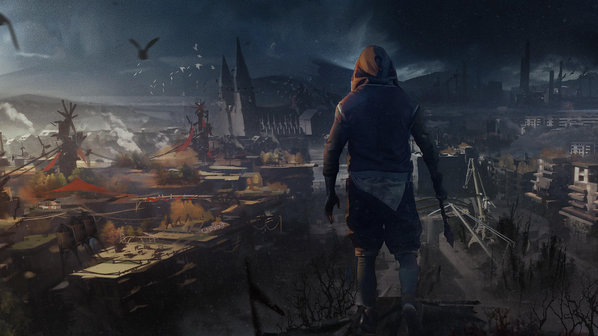 Dying Light 2's Player Choices Mean Your First Playthrough Will Reveal  Maybe Less Than Half of the Game's Content | USgamer