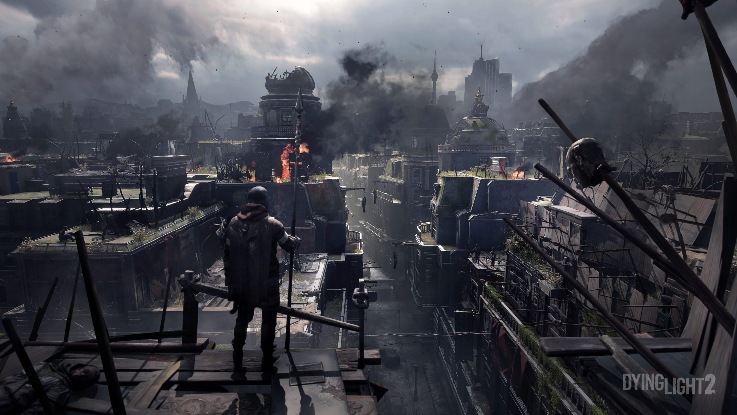 Dying Light 2: Release Date, Trailer, Gameplay, and News | Den of Geek