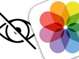 Как скрыть фотографии на вашем iPhone
