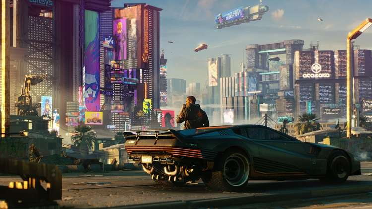 CD Projekt retrasa el parche 1.2 de Cyberpunk 2077 a la segunda mitad de marzo • Eurogamer.es