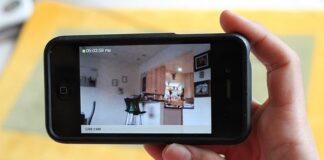 Камера видеонаблюдения (IP Камера) из устройства Android