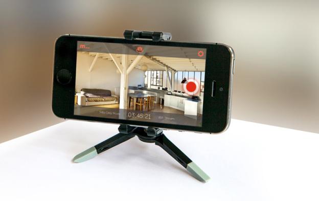 камера для наблюдения за квартирой через телефон
