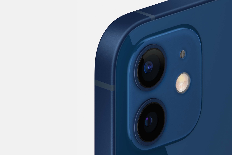 iPhone 12 камера
