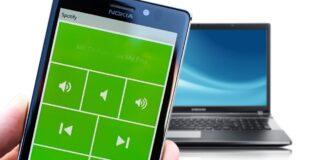 Пульт управления компьютером или лаптопом из устройства Android