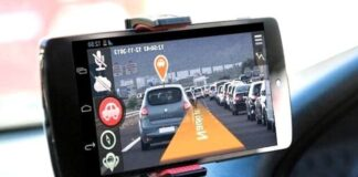 Превратить телефон Android в видеорегистратор в автомобиль