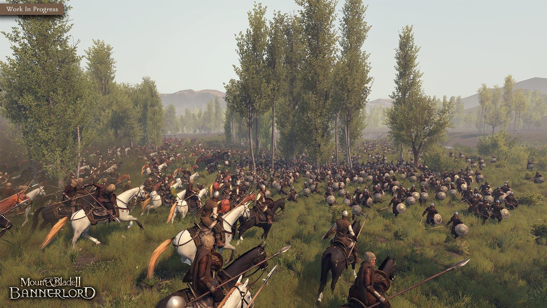 Mount & Blade II: Bannerlord en Steam