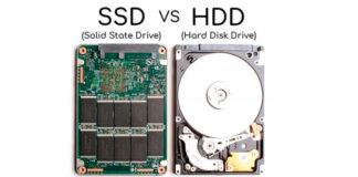 Какой жесткий диск выбрать для ноутбука?