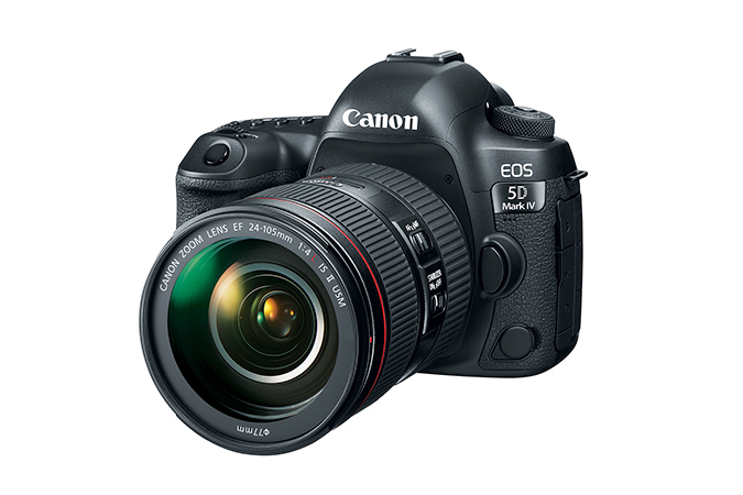 EOS 5D Mark IV EF 24-105mm f/4L IS II USM | Tienda Oficial Canon