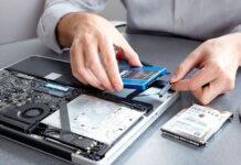 заменить жесткий диск на ssd