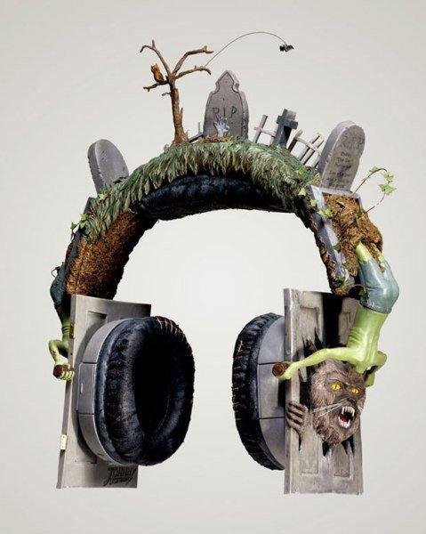 Наушники Thriller Headphones
