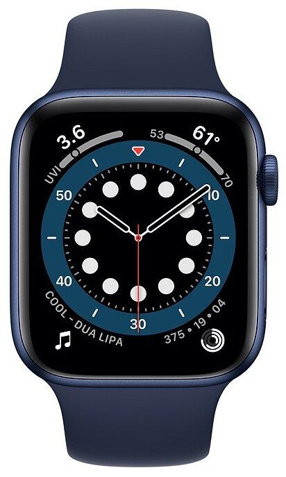 Умные часы Apple Watch Series 6