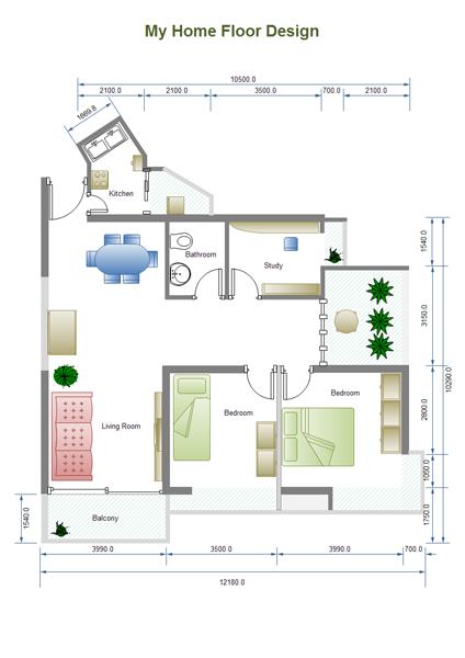 Программа Рисования Структурных Схем