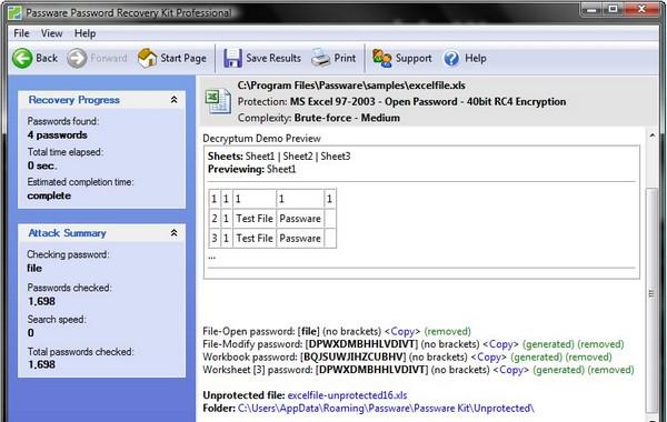 Как подобрать пароль