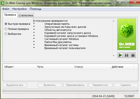Лучший антивирусный сканер теперь с пожизненным обновлением - dr.web anti-virus, dr.web portable