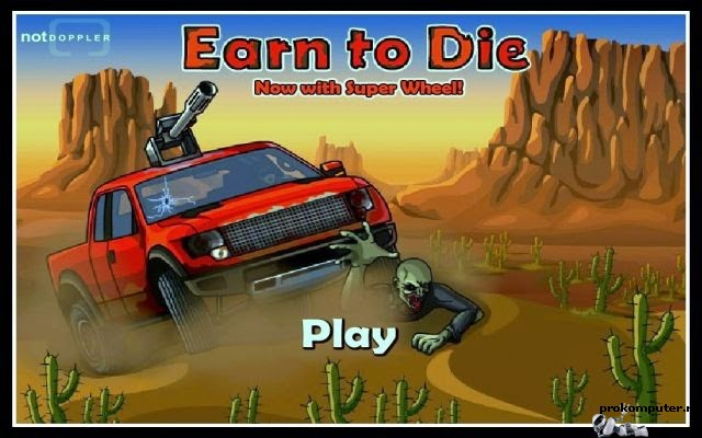 Earn to Die Super Wheel